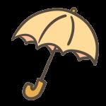 リゾートバイトに傘か折りたたみ傘を持って行こう