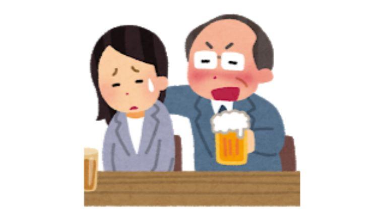リゾートバイトの合コンで酔っ払った人がいた